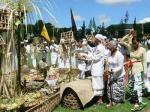 Sebuah Wajah dari Upacara(ritualitas) di Bali(hindu)…