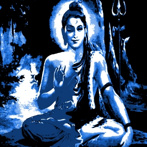 shiva buddha concept