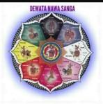 Dewata nawa sangha dalam Sapta Cakra..